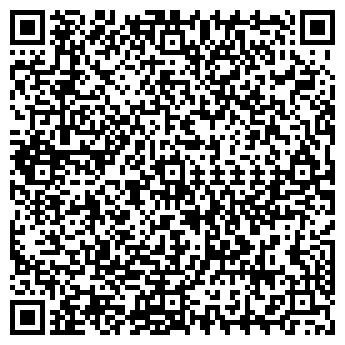 QR-код с контактной информацией организации ЦОИР РУБИКОН