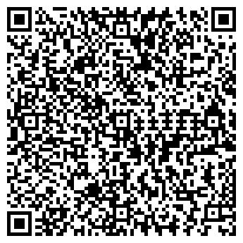 QR-код с контактной информацией организации НОУ ИНТЕР ЛИНГВА