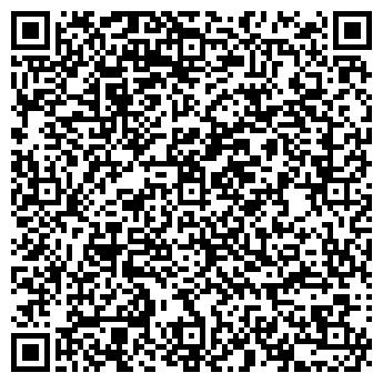 QR-код с контактной информацией организации ГРУППА КРОСС