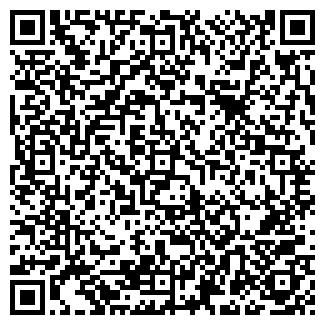 QR-код с контактной информацией организации ПАРИЛОЧКА