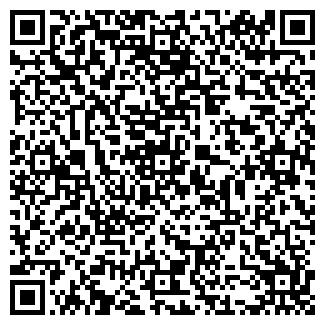 QR-код с контактной информацией организации РУССКИЕ БАНИ