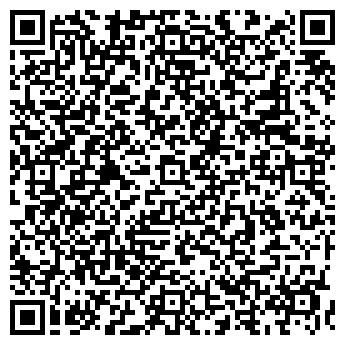 QR-код с контактной информацией организации БАНЯ НА МИЧУРИНА