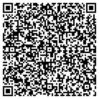QR-код с контактной информацией организации ЛОКО-БАНК