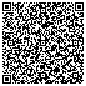 QR-код с контактной информацией организации РАЙФФАЙЗЕНБАНК