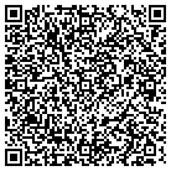 QR-код с контактной информацией организации РОСЕВРОБАНК