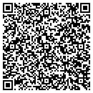 QR-код с контактной информацией организации РОСБАНК АКБ ТФ ОАО