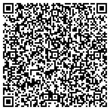QR-код с контактной информацией организации АЛЮСТАР