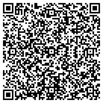 QR-код с контактной информацией организации МЕТАМАКС