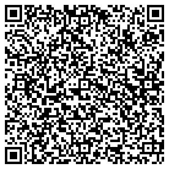 QR-код с контактной информацией организации ООО АНСТРОЙ
