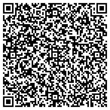QR-код с контактной информацией организации ДЕРЕВООБРАБАТЫВАЮЩИЙ ЗАВОД-ЖБК-1