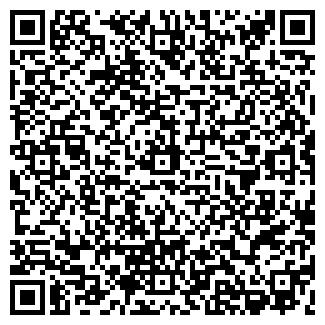 QR-код с контактной информацией организации ВОРОН, ООО