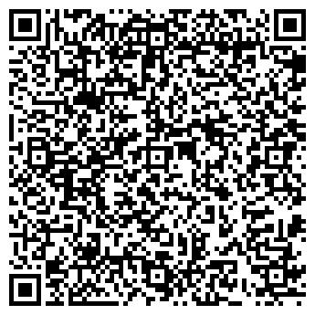 QR-код с контактной информацией организации ВСЕ ДЛЯ БАНЬ И САУН