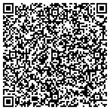 QR-код с контактной информацией организации ДЕКОРАТИВНЫЕ ХУДОЖЕСТВЕННЫЕ ЗАБОРЫ