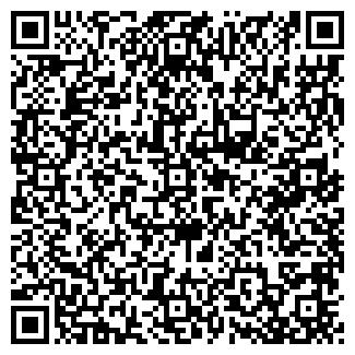 QR-код с контактной информацией организации МАФ, ООО