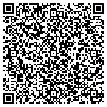 QR-код с контактной информацией организации БОЛЬНИЦА УВД ОБЛАСТИ