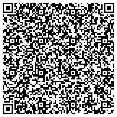 QR-код с контактной информацией организации ФОНД СОЦИАЛЬНОЙ ЗАЩИТЫ НАСЕЛЕНИЯ ПРИ АДМИНИСТРАЦИИ ГОРОДА