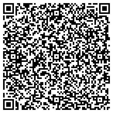 QR-код с контактной информацией организации Бастион дизайн, ООО