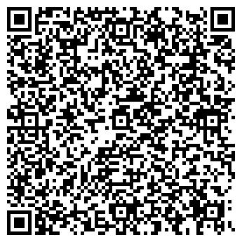 QR-код с контактной информацией организации APERITIVE STUDIO