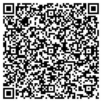 QR-код с контактной информацией организации ОРИОН ИЧП