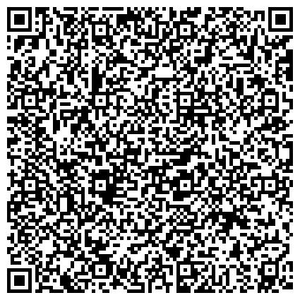 QR-код с контактной информацией организации ОВО ПРИ ОВД БЕЖИЦКОГО РАЙОНА