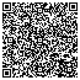 QR-код с контактной информацией организации УВД ГОРОДА
