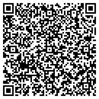 QR-код с контактной информацией организации ПРИЗЫВ, ООО
