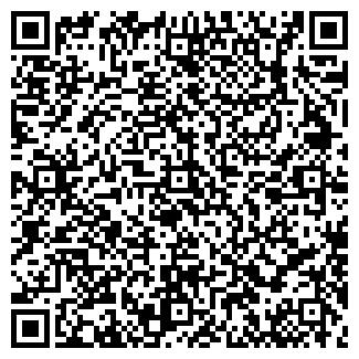 QR-код с контактной информацией организации КУРСИВ, ООО