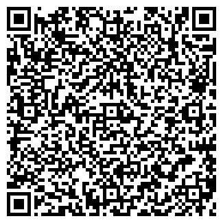 QR-код с контактной информацией организации АДЖЕНА, ООО