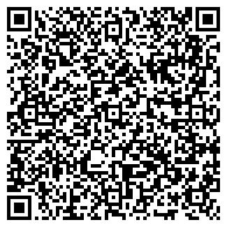 QR-код с контактной информацией организации СТОЛОВАЯ ДВИН