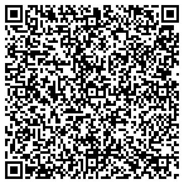 QR-код с контактной информацией организации КРАСНЫЙ ОКТЯБРЬ-СОВИМПЭКС