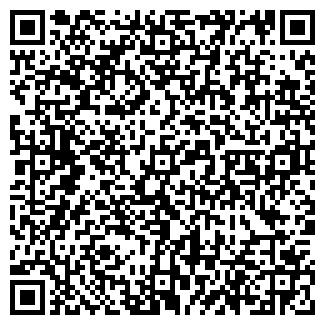 QR-код с контактной информацией организации КЛУБ ЗДОРОВЬЯ
