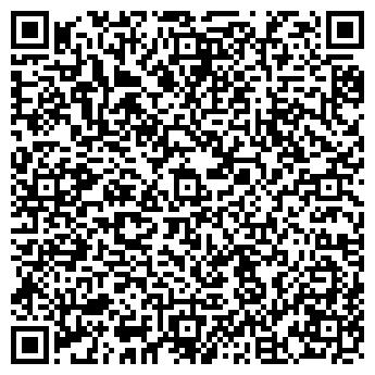 QR-код с контактной информацией организации ЕВРОДИЗАЙН МАГАЗИН-САЛОН