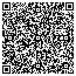 QR-код с контактной информацией организации АИДА, ООО
