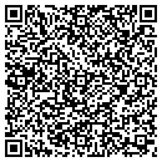 QR-код с контактной информацией организации БРИТ, ООО