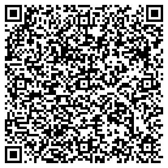 QR-код с контактной информацией организации ТРЕНД-ПЛЮС, ООО