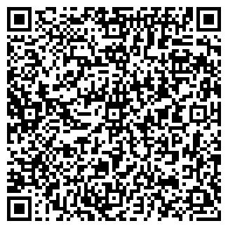 QR-код с контактной информацией организации ТЕХНОВЕД