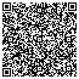 QR-код с контактной информацией организации РУССКИЕ ОКНА