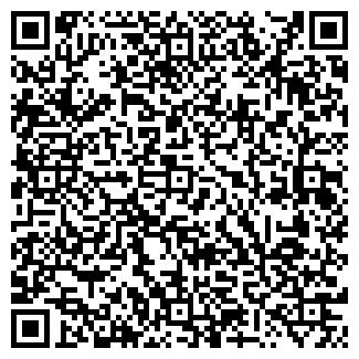 QR-код с контактной информацией организации ЛУГОВОЕ, ЗАО