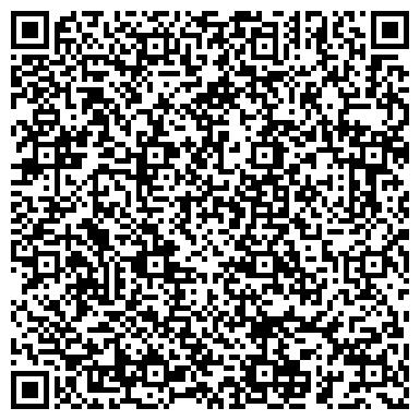 QR-код с контактной информацией организации ВЕРХНЕХАВСКИЙ КОМБИНАТ СТРОЙМАТЕРИАЛОВ, ОАО