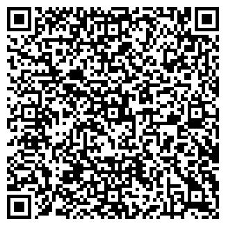 QR-код с контактной информацией организации ПТИЦА 6
