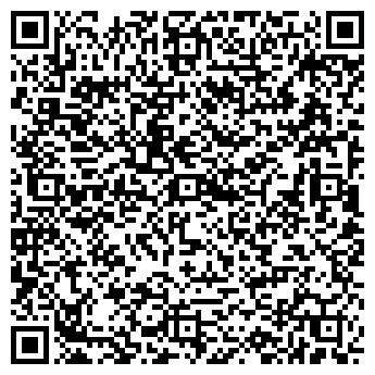 QR-код с контактной информацией организации FINE-TOUR