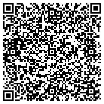 QR-код с контактной информацией организации УНИВЕРСАМ ПЛЮС