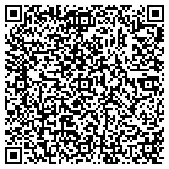 QR-код с контактной информацией организации ИСКРА КООПЕРАТИВ