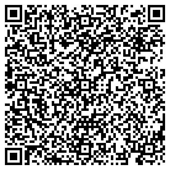 QR-код с контактной информацией организации КНИЖНЫЙ ДВОР, ООО