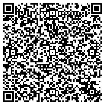 QR-код с контактной информацией организации ЗОЛОТАЯ РЫБКА