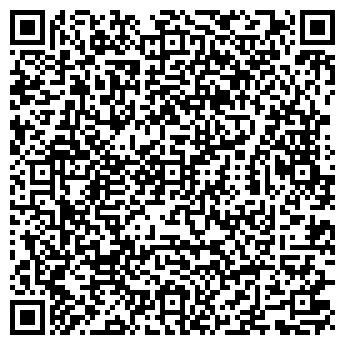 QR-код с контактной информацией организации ВЛАДИСФЕН, ЗАО