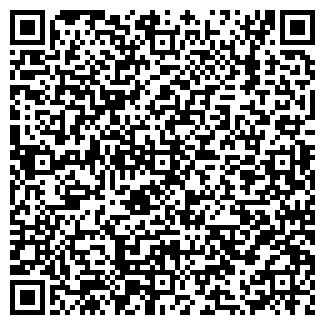 QR-код с контактной информацией организации МАГНУС, ООО