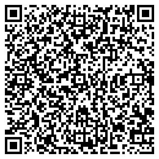 QR-код с контактной информацией организации АЛИДИ