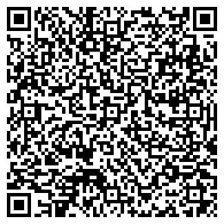 QR-код с контактной информацией организации ТЕТРАХИМ, ООО