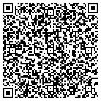 QR-код с контактной информацией организации JOYTOURS